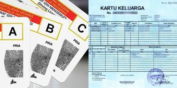 """Ini alasan kenapa SIM disebut """"Surat"""" tapi malah KK disebut """"Kartu"""""""