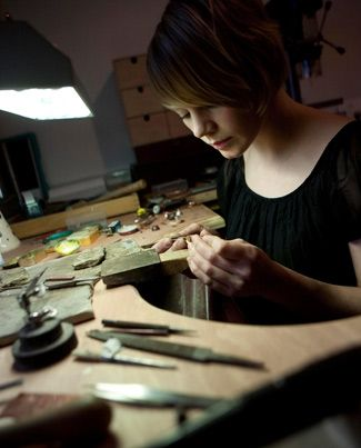 Setting up your workbench - top tips from jeweller Victoroa Walker