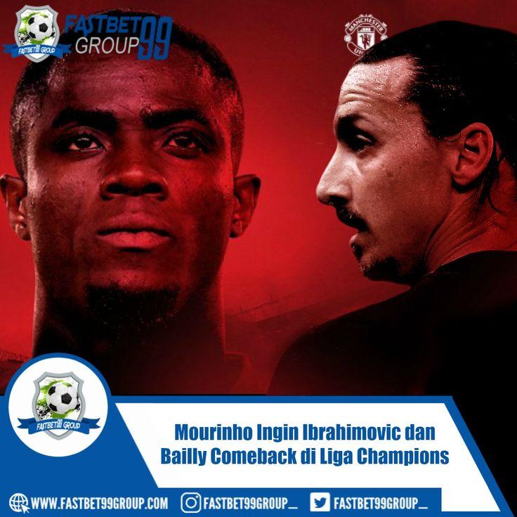 #Bos #Manchester #United #Jose #Mourinho #menyatakan #bahwa #Eric #Bailly #dan #Zlatan #Ibrahimovic #takkan #bermain #lagi #sebelum #21 #Februari #mendatang #liga #champions #manchester #united #jose #mourinho #premier #league #zlatan #ibrahimovic #eric #bailly