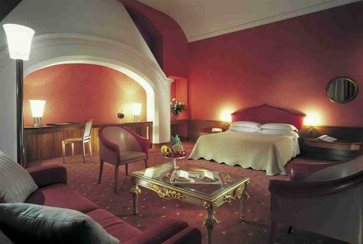 Certosa di San Giacomo suite di nozze