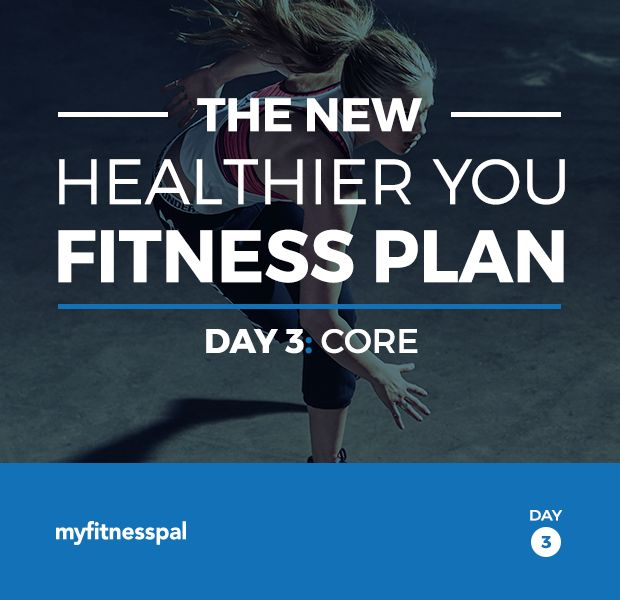 Welcome back to The New Healthier You Fitness Plan. On day 3 of each week, we'll focus on conditioning the core. All you need is a mat or a towel to follow along with these waistline-cinching, spine-supporting exercises. Beginners, try the following circuit once through. Once you feel ready to try more, work your way …