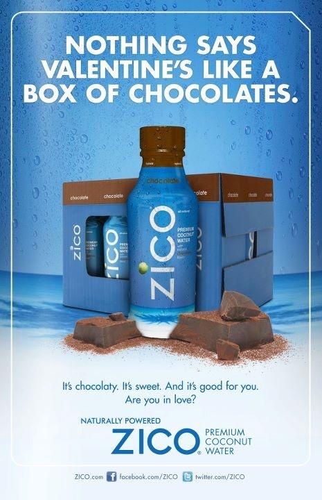 Nothing says V-day like a box of chocolates.