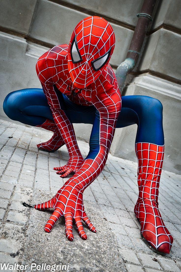 человек паук фотографии сентябрьским утром мама