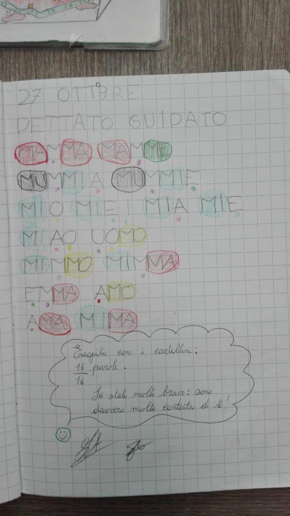 Pin Di Martina Su Italiano Classe 1 Insegnamento Della Scrittura Attivita Di Prima Classe Ortografia Di Prima Classe