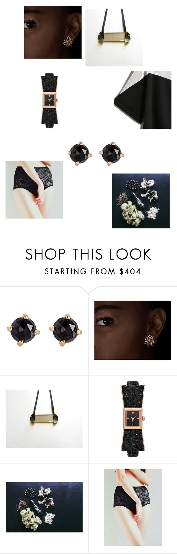 """""""Trends"""" by xena-style ❤ liked on Polyvore featuring Irene Neuwirth and Kate Spade"""
