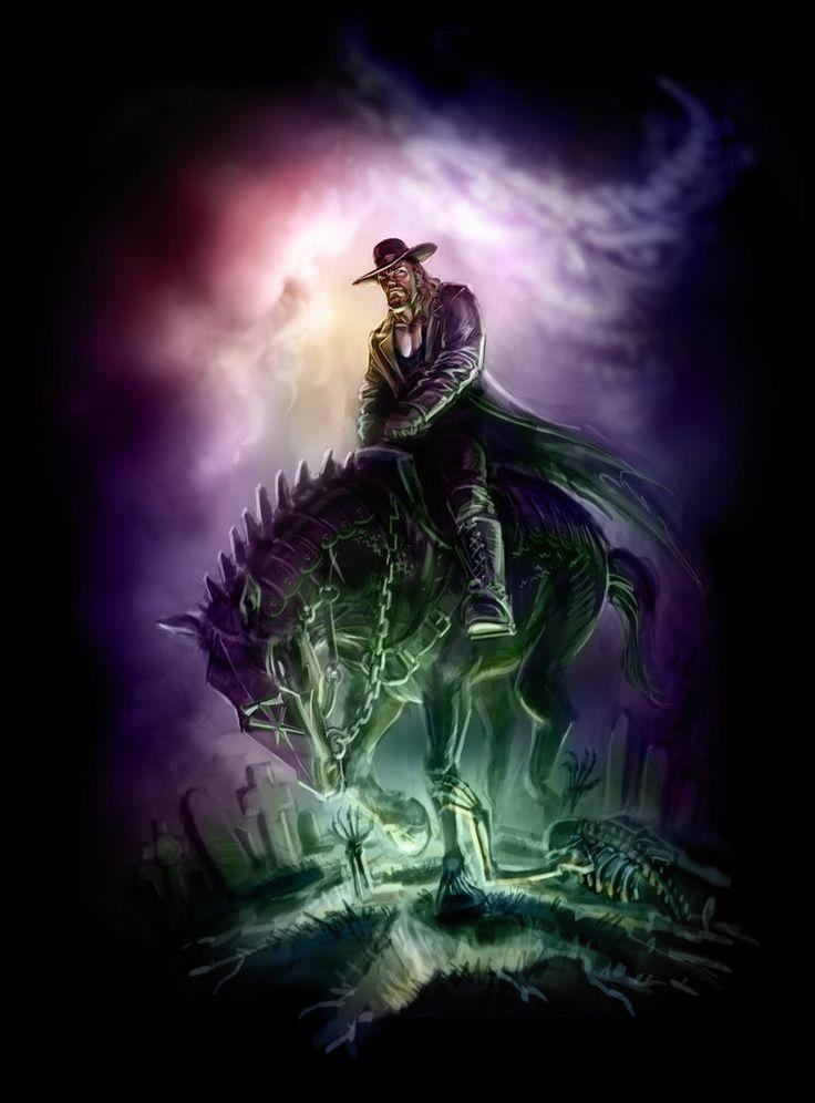 WWE Undertaker T-shirt by keviemetal on DeviantArt