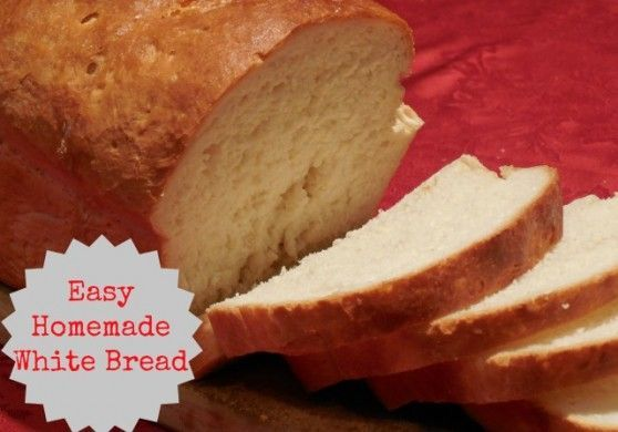 easy bread recipes without bread machine