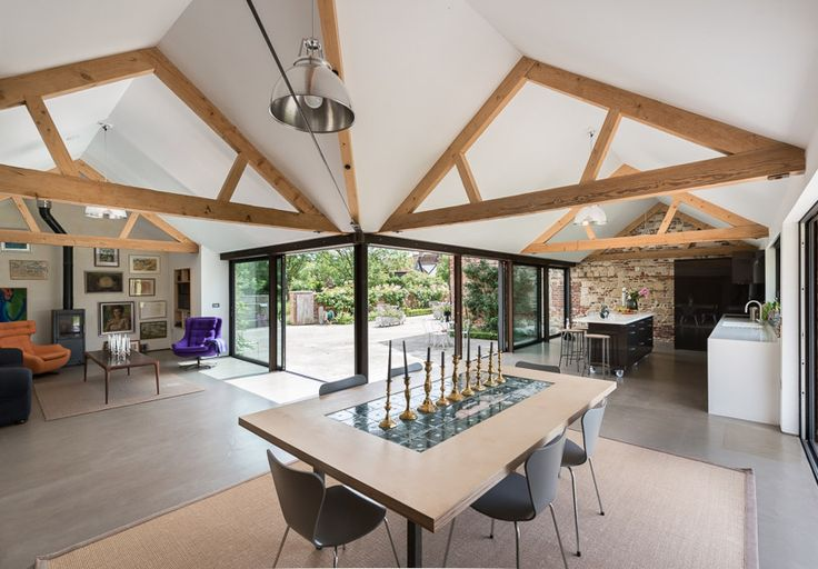 Eye, Suffolk. Sleeps 6, — The Modern House Estate Agents: Architect-Designed Property For Sale in London and the UK