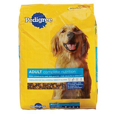 PEDIGREE DOG FOOD ADULT COMPLETE NUTRITION DRY BAGGED 15 LB >>> You can get additional details at the image link. (This is an affiliate link and I receive a commission for the sales)
