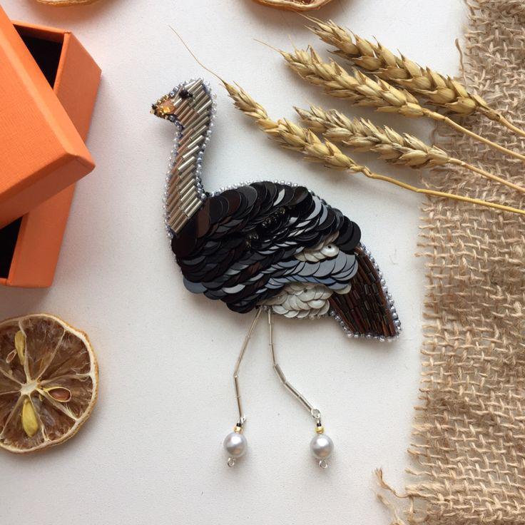День должен начинаться с прекрасной эстетики! Гордый страус восхищает своей индивидуальностью.  к продаже доступно  цена: 1500₽