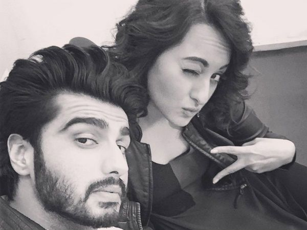 Sonakshi Sinha was recently asked whether what she will do if stranded on a deserted island with Arjun Kapoor, to which her answer will not shock you.