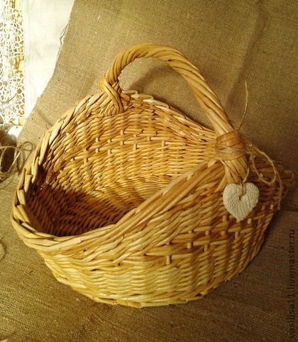 """Кухня ручной работы. Ярмарка Мастеров - ручная работа Кувшин и корзиночка """"Запах хлеба"""". Handmade."""