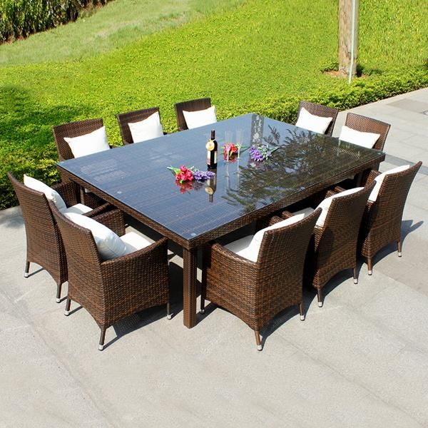 Best Formal Dining Room Sets For 10 Outdoor Dining Furniture