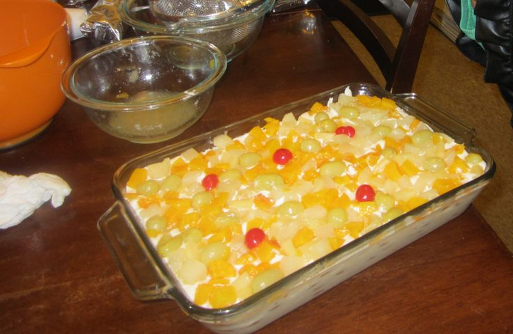 Belizean Cold Cake Recipe