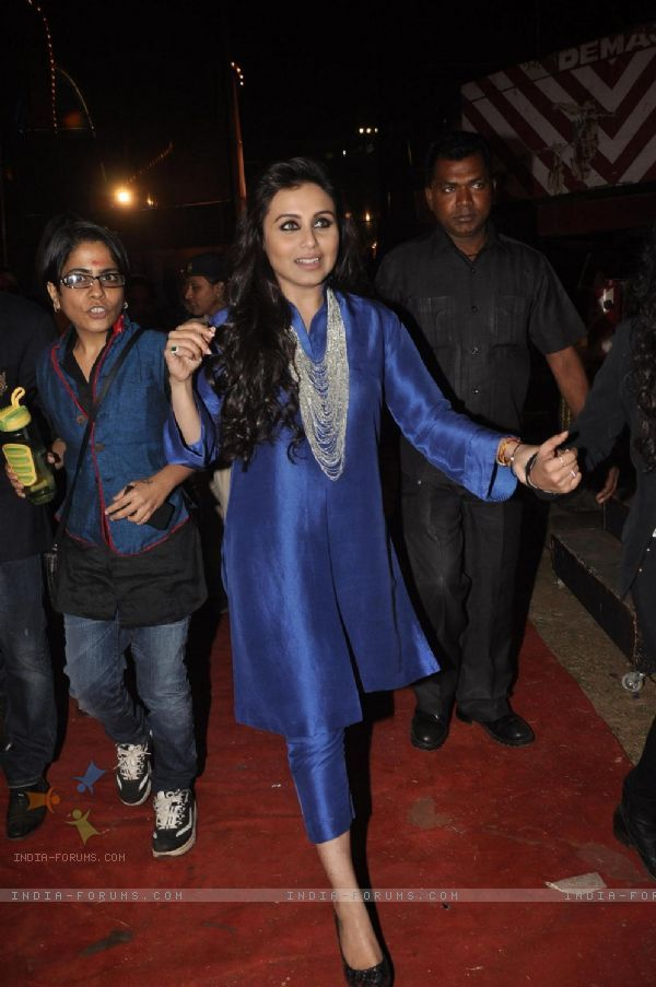 Rani Mukerji at Umang 2014
