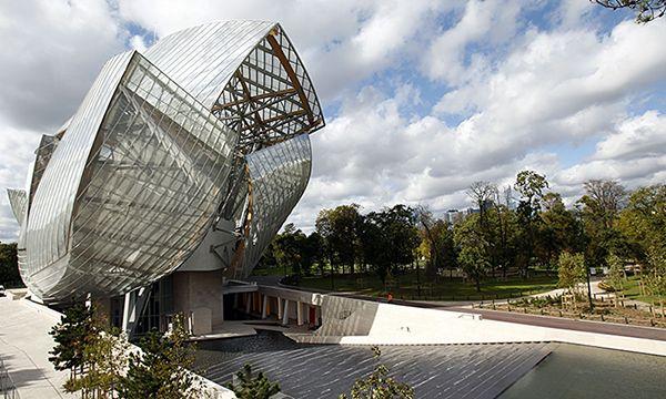 The Louis Vuitton Foundation, Paris