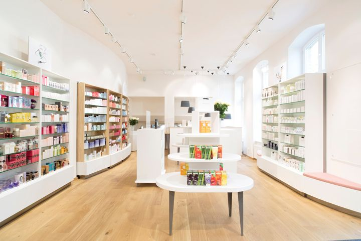 Beauty Lane Perfumery by Universal Projekt, Potsdam – Germany