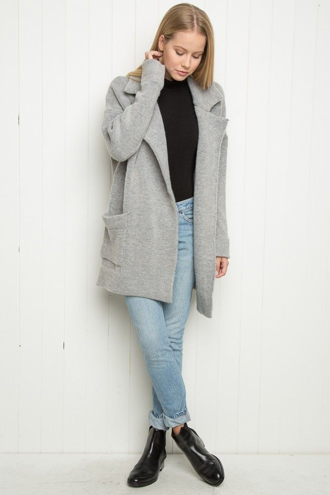 Brandy ♥ Melville | Kennedy Coat - Clothing