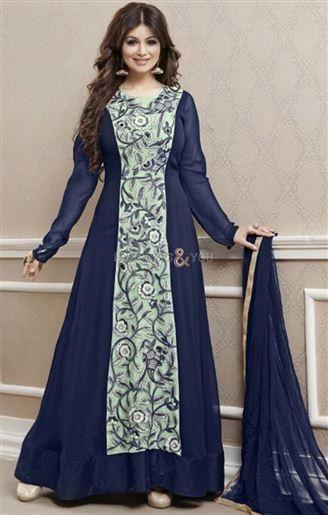 Designer Bollywood Suit Design By Ayesha Takia http://www.designersandyou.com/dresses/bollywood-dresses #Design #BollyWood #Suit #Salwqar #Kameez #Best #Anarkali