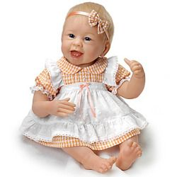 Doll: Little Light Of Mine Baby Doll - Realistic Baby Dolls