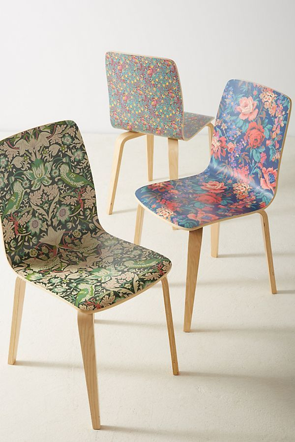 Liberty For Anthropologie Tamsin Dining Chair 128 Hack Ikea