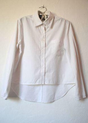 Kup mój przedmiot na #vintedpl http://www.vinted.pl/damska-odziez/koszule/10063977-asymetryczna-biala-koszula-r-m-zakupy-za-50-zl-przesylka-gratis