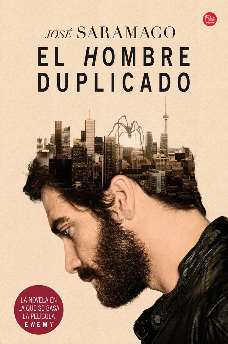 El hombre duplicado / José Saramago .-- Madrid : Punto de lectura, 2014. https://alejandria.um.es/cgi-bin/abnetcl?ACC=DOSEARCH&xsqf99=629487