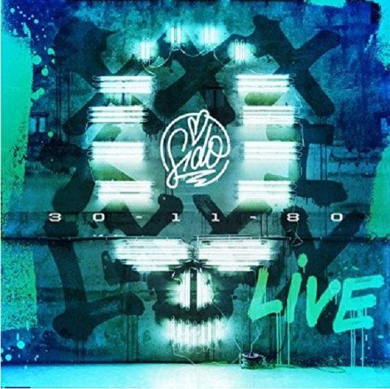 Sido - 30.11.80 (Live Album) | Mehr Infos zum Album hier: http://hiphop-releases.de/deutschrap/sido-30-11-80-live-album