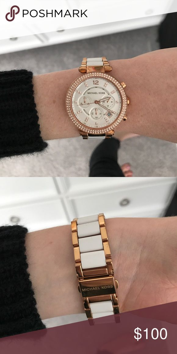 Brand new Michael kors watch Brand new Michael kors rose gold watch Michael Kors Accessories Watches