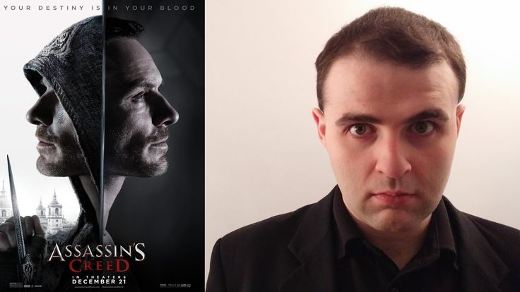 Assassin's Creed Movie Review (What Was Michael Fassbender Thinking?!)