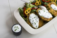 Sara Moulton, The Healthy Plate: A fry-free take on fava bean falafel burgers - Santa Cruz Sentinel