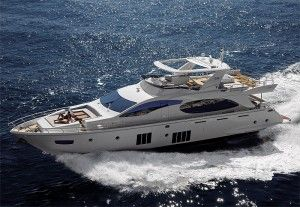 """Azimut Yachts and Atlantis are the ambassadors of the """"Made in Italy"""" label in the United States."""