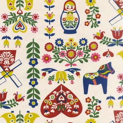 Norske/Norwegian Pattern. I've been obsessing over Norwegian designs and embroidery lately. Embracing my heritage!
