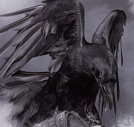 The messenger of mystical magic..