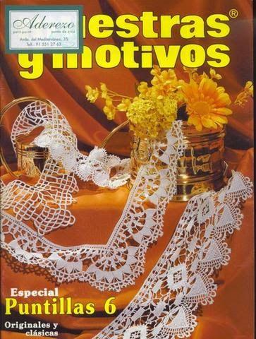 Puntillas - Ana Garcia - Picasa Web Albums...borders and diagrams!