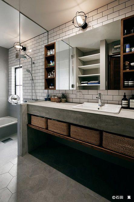 神奈川県 M邸 | 納品事例 | 洗面ボウル販売のセラトレーディング