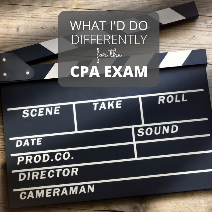 How I Passed the CPA Exam + CPA Study Tips - YouTube