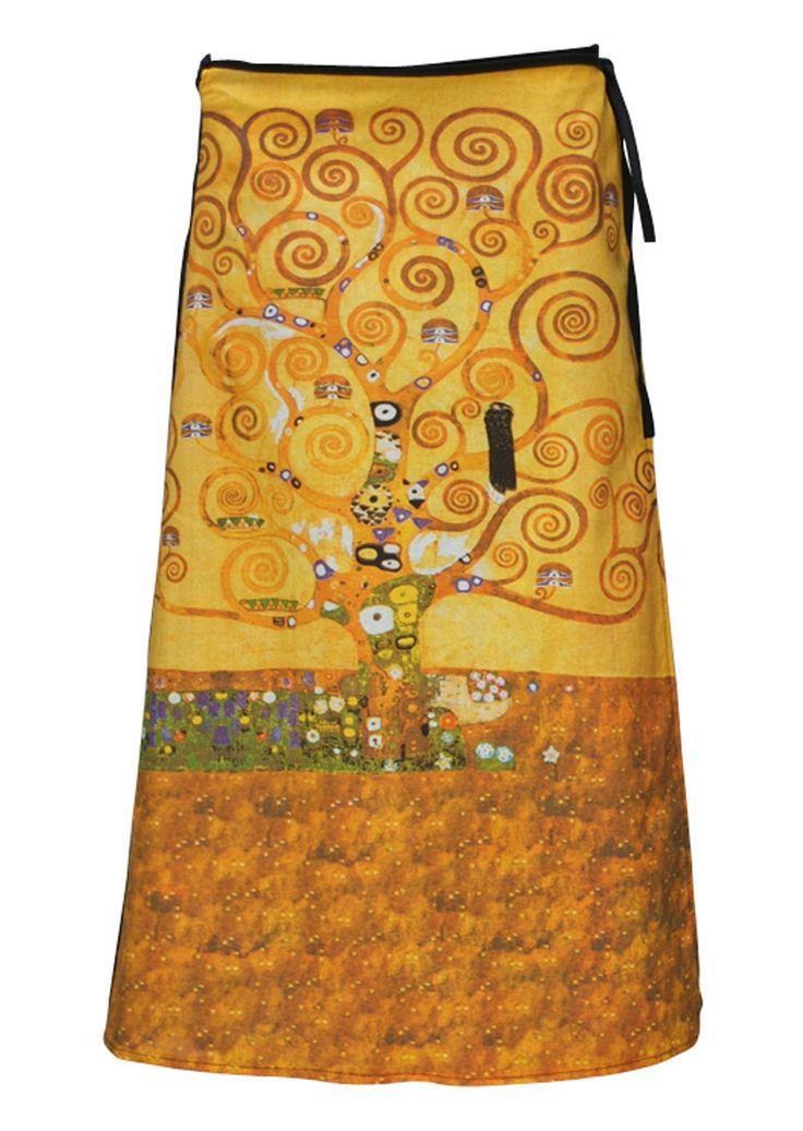 Art Wrap Skirt Tree of Life