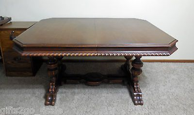 Antique Mount Airy Dining Table With Watertown Wi Table