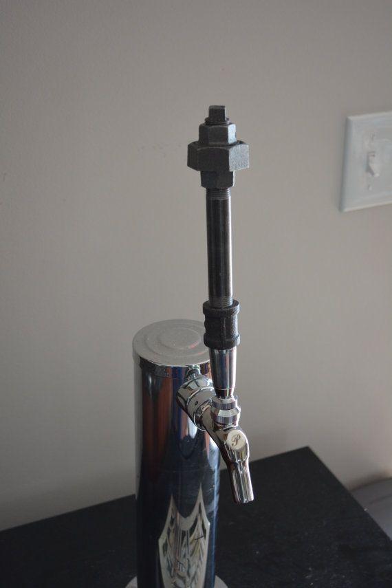 Best pipe shelves images on pinterest