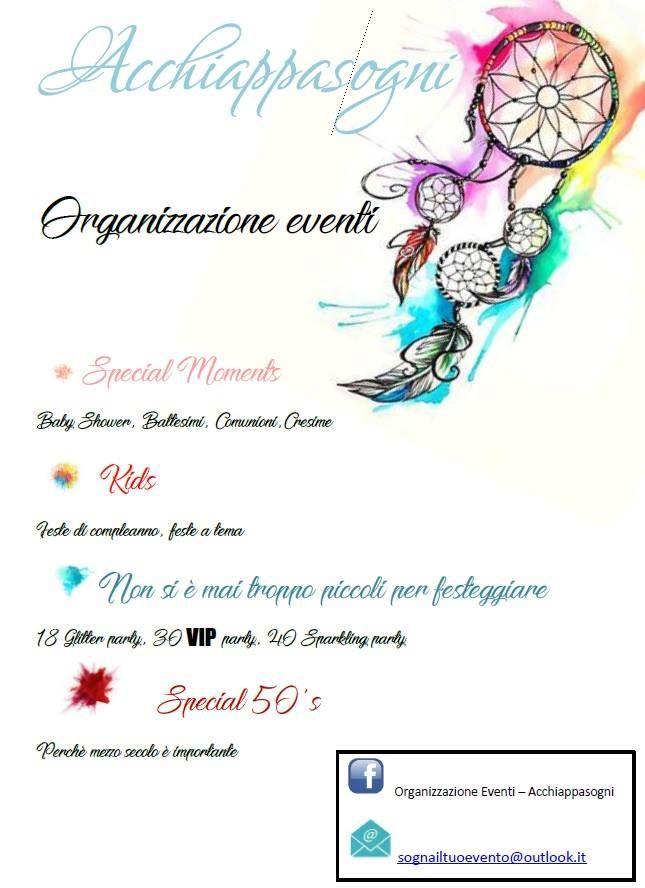 Organizzazione eventi Varese
