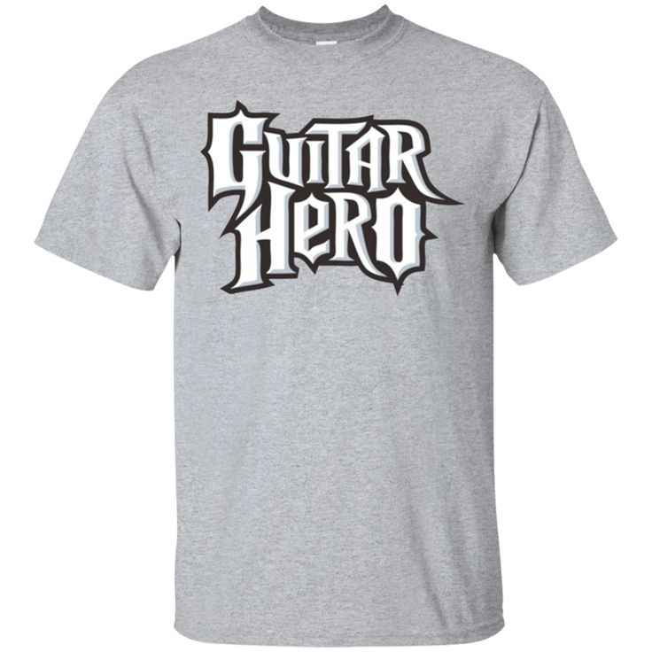 Guitar Hero Video game series T-Shirt