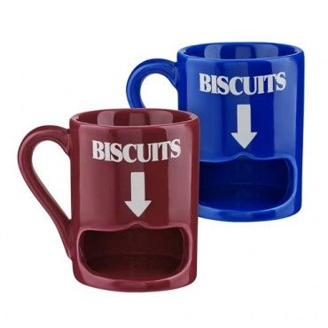 Father's Day Biscuit Holder Mug