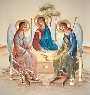 Sainte Trinité - Holy Trinity   <3 <3 <3