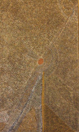 Abie Kemarre Loy ~ Bush Hen Dreaming, 1996
