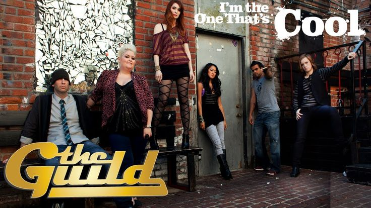 The Guild: I'm the One That's Cool Directed by Jed Whedon, Co-Written By Jed Whedon & Felicia Day. WHY  HAVEN'T I SEEN THIS ONE YET?!