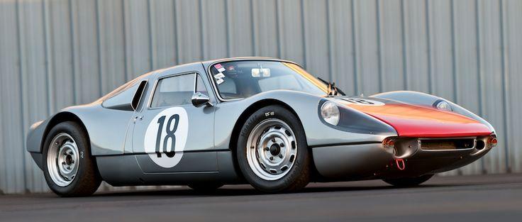 1963 Porsche 904-6 Carrera GTS For Sale