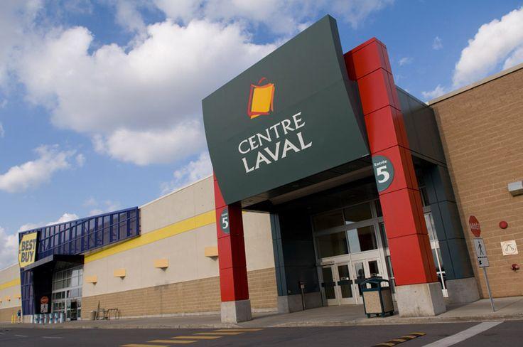 Centre #Laval - magasins.