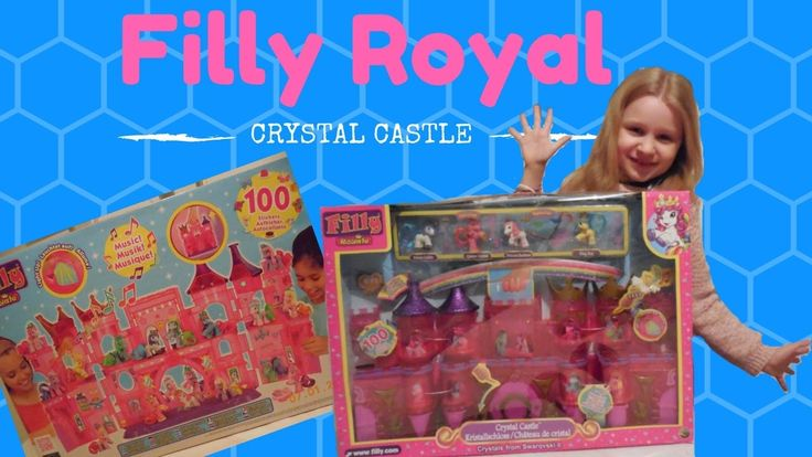 Pony Princess FILLY Royale Crystal Castle Glitter Pony Unicorn Pferde Un... -Unboxing Toy Video -Lejla's Kiddy World- HELP ME to GROW my CHANNEL SUBSCRIBE-LIKE-SHARE!! Youtube Videos  for kids and Family! https://www.youtube.com/channel/UCvbU... SUBSCRIBE for more toys uboxing, Kinder Surprise, Play- Doh, makeup, accessories and more unboxing videos for Kids and Family. As well funny videos, play grounds visits, makeovers, Dress up, easy cooking kids and more! #Kindersurpriseeggs  #Youtube