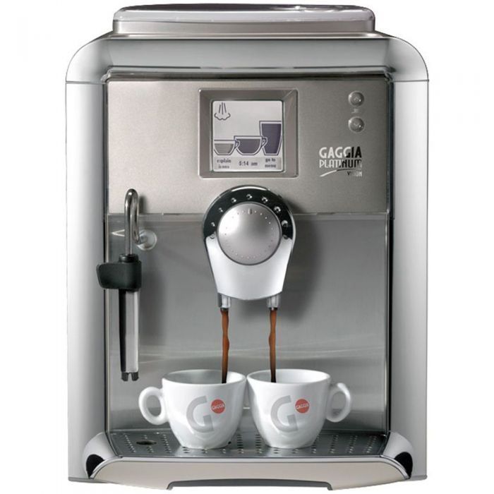 Refurbished Gaggia Platinum Vision Espresso Machine